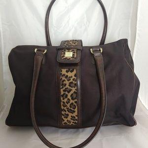 Diane Von Furstenberg Laptop Work Travel Bag